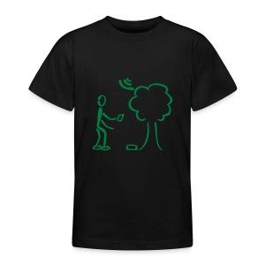 Geocaching Shirt - Teenager T-Shirt
