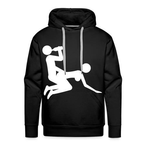 sex. - Mannen Premium hoodie