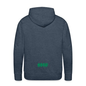 Pedal Power - Men's Premium Hoodie
