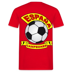 España football - Men's T-Shirt