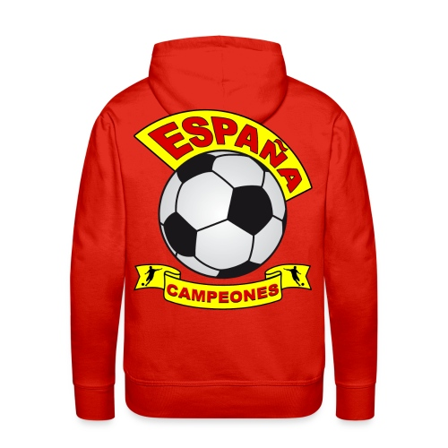 España football - Men's Premium Hoodie