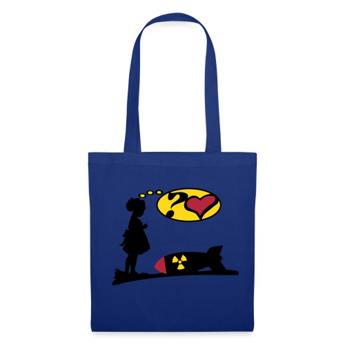 Bomb Girl - Tote Bag