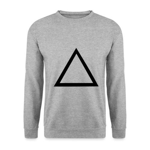 Grijze Crewneck - Mannen sweater