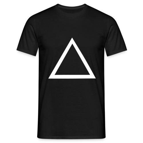 Zwart T-Shirt - Mannen T-shirt