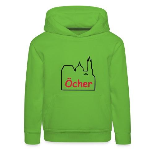 Dom zu Aachen Pulli - Kinder Premium Hoodie