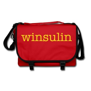 winsulin Men's shoulder bag  - Shoulder Bag