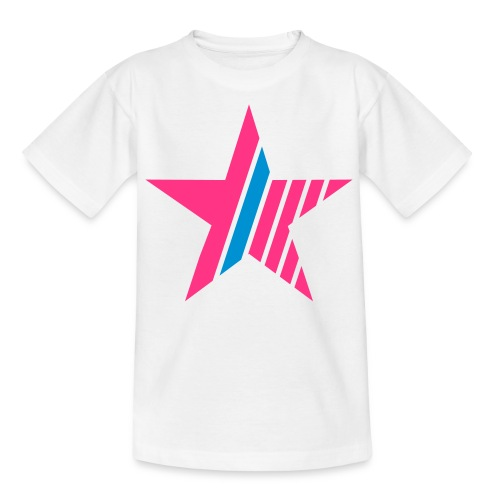 STAR GIRLS TEE - Teenage T-Shirt