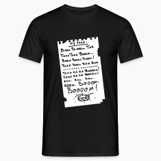 Cheat sheet for a drummer T-Shirts