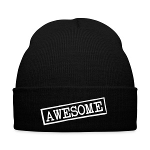 Awesome Wolly Hat - Winter Hat