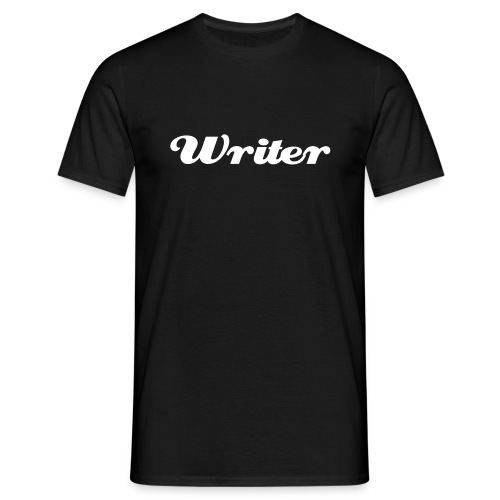 Writer - T-shirt herr