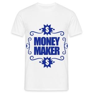 Money Maker T-shirt - Men's T-Shirt