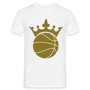 Basketball Crown T-shirt - Men's T-Shirt