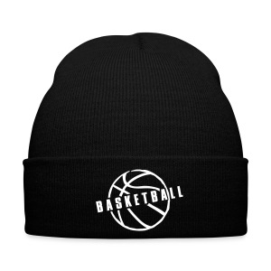 Basketball Wolly Hat - Winter Hat