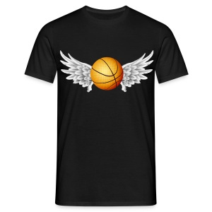 Basketball Wings T-shirt - Men's T-Shirt