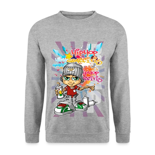 Graffiti Boy Sweatshirt - Men's Sweatshirt