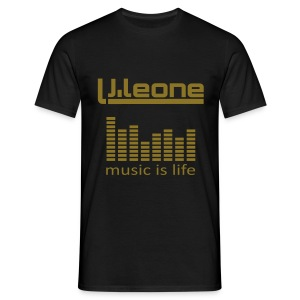 MUSIC IS LIFE OR - 4 - T-shirt Homme