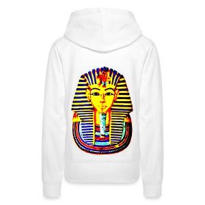 Sweat à capuche femme pharaon - Sweat-shirt à capuche Premium pour femmes