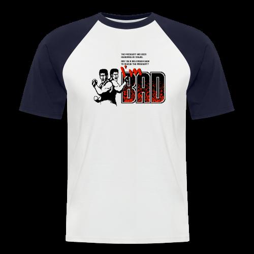 Rescue Ronnie - Men's Baseball T-Shirt
