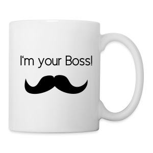 I'm your Boss! - Tasse
