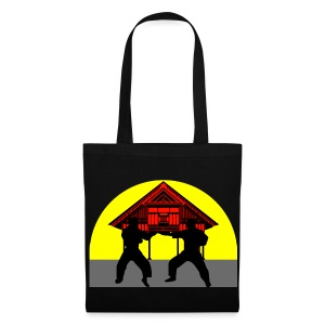 Sac temple combat - Tote Bag