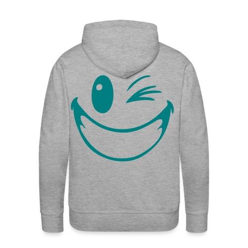 De Vrijetijdskrant-trui - Mannen Premium hoodie