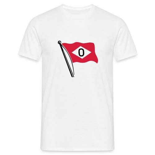 ODS Flagg - T-skjorte for menn