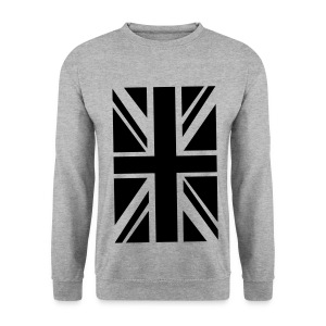 Black and white GB - Men's Sweatshirt