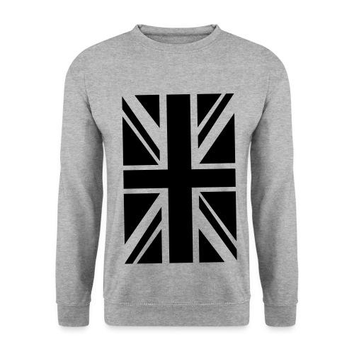 Black and white GB - Men's Sweatshirt