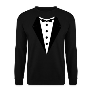 Sophisticated Gangster  - Men's Sweatshirt
