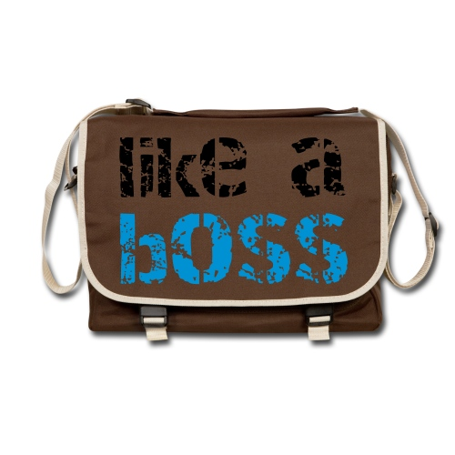 Boss(haft) - Umhängetasche