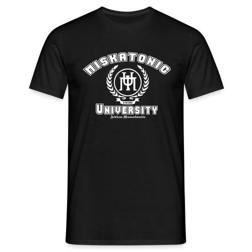 Miscatonic University - Miesten t-paita