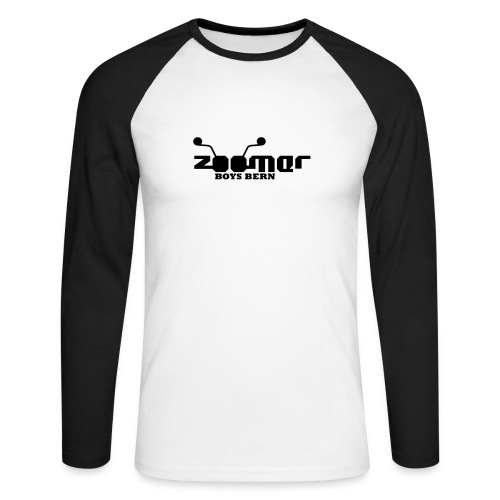 Zoomer Boys Bern Longsleeve - Men's Long Sleeve Baseball T-Shirt