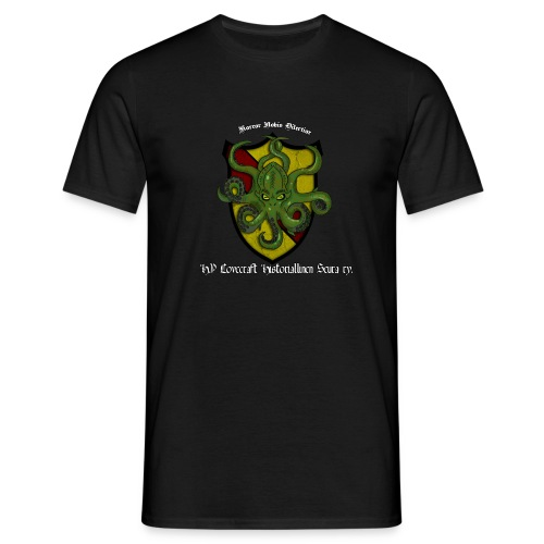 H. P. Lovecraft - Historiallinen seura - Miesten t-paita