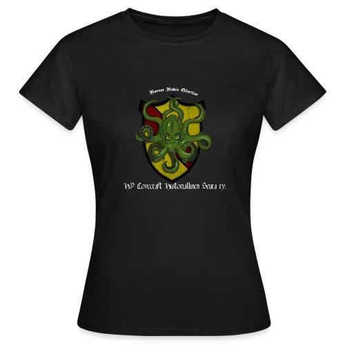 H. P. Lovecraft - Historiallinen seura - Naisten t-paita