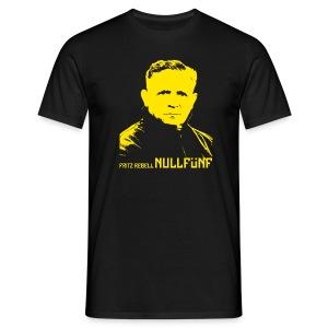 NULLFÜNF Fritz Rebell [maskulin] - Männer T-Shirt