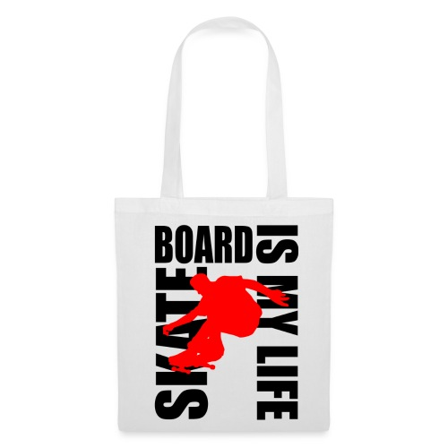 Sac skateboard is my life - Tote Bag