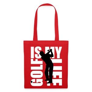 Sac golf is my life - Tote Bag