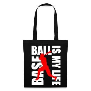 Sac baseball is my life - Tote Bag