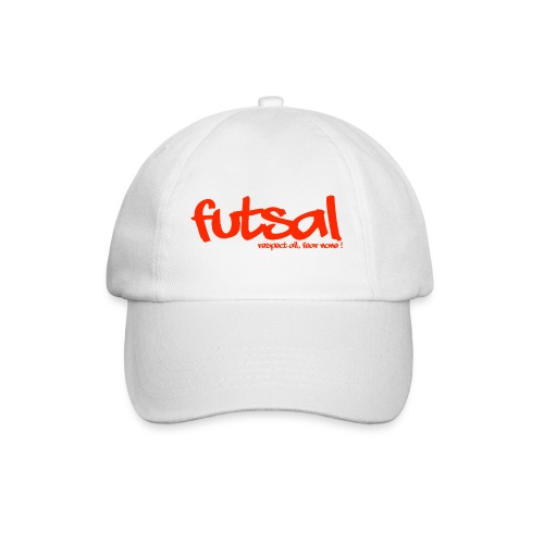 Futsal Black V - Casquette classique