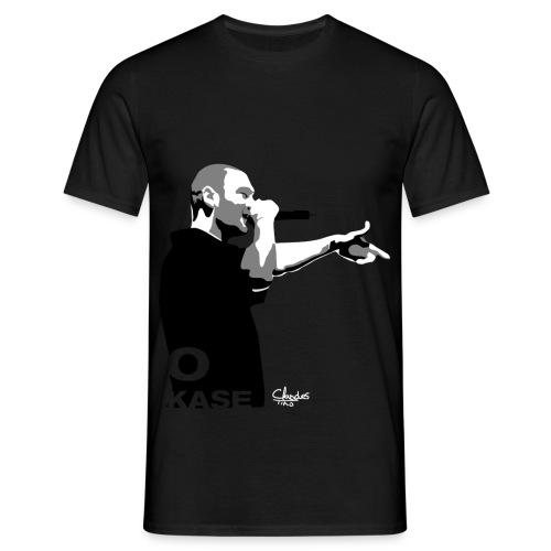 Camiseta Kase O Hombre. - Camiseta hombre