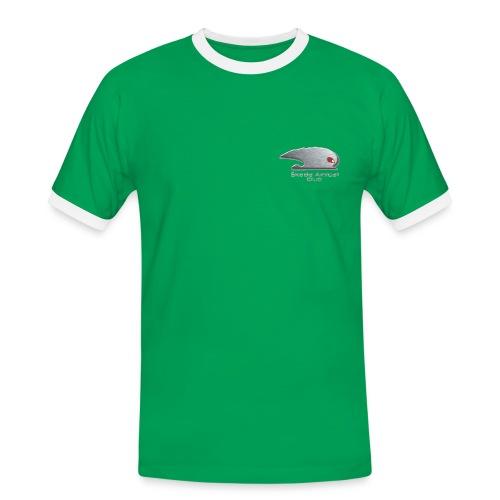 T-Shirt SAC - T-shirt contrasté Homme