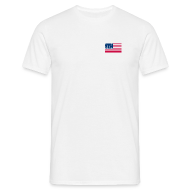 T-Shirts ~ Men's T-Shirt ~ American Infidel Logo
