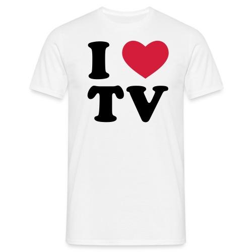 I  - T-shirt herr