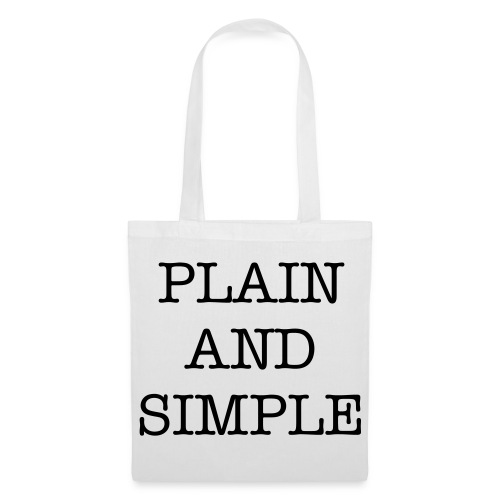 DOES EXACTLY WHAT IT SAYS ON THE TIN - Tote Bag