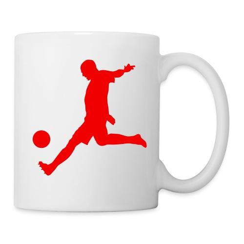 Taza jugador futbol - Taza