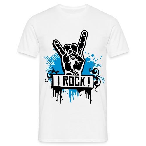 i rock - Männer T-Shirt