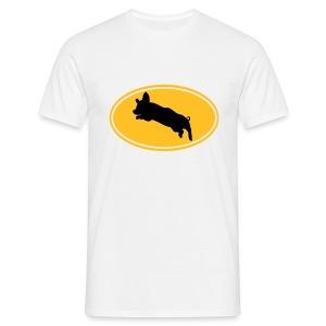 Dem W. seins ? - Männer T-Shirt