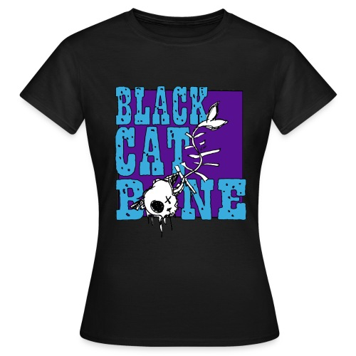 Black Cat Bone ladies T shirt - Women's T-Shirt