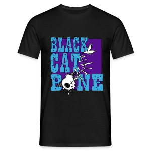 Black Cat Bone T shirt - Men's T-Shirt