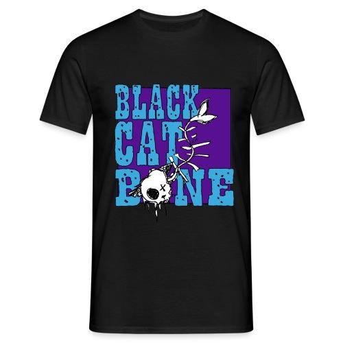 Black Cat Bone T shirt - Men's T-Shirt
